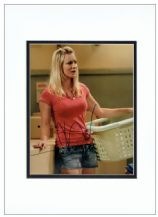 Kaley Cuoco Autograph Photo - The Big BangTheory